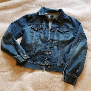 Vintage Gap denim jean jacket sz M